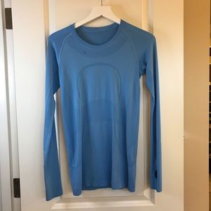 LULULEMON Swiftly Tech Long Sleeve Tee